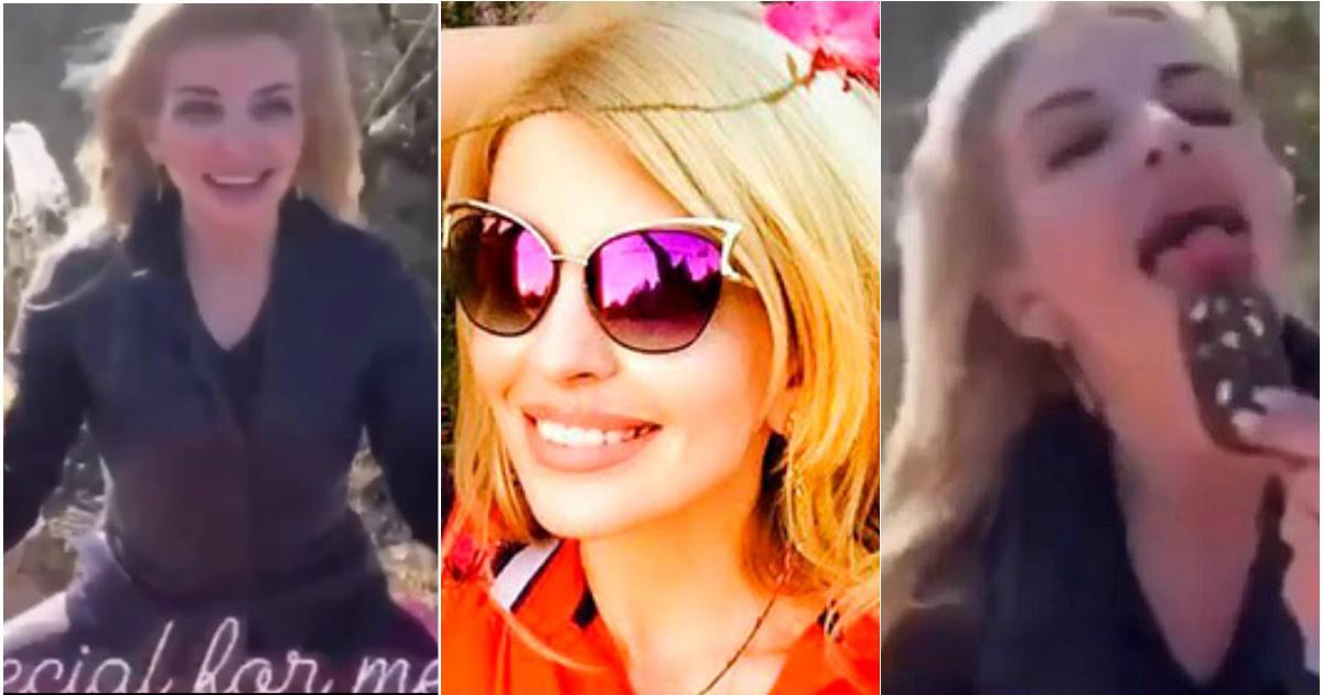 """Фото """"Роскошную супертелочку"""" Переверзеву уволили с должности судьи из-за тоста"""