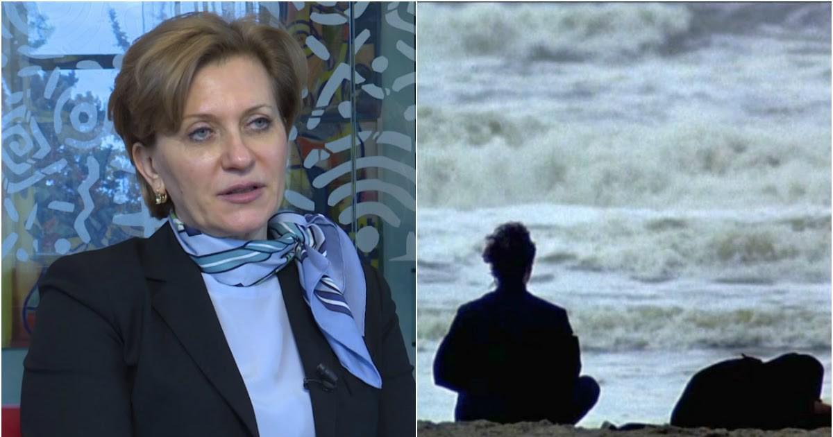 """Фото """"Увидеть море?"""": Попова оценила шансы открытия курортного сезона"""