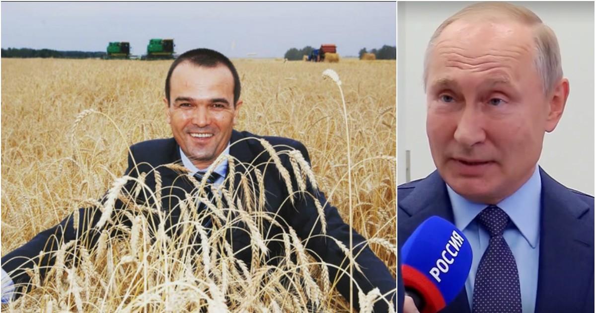 """Фото Игнатьев подал в суд на Путина за """"незаконное увольнение"""""""