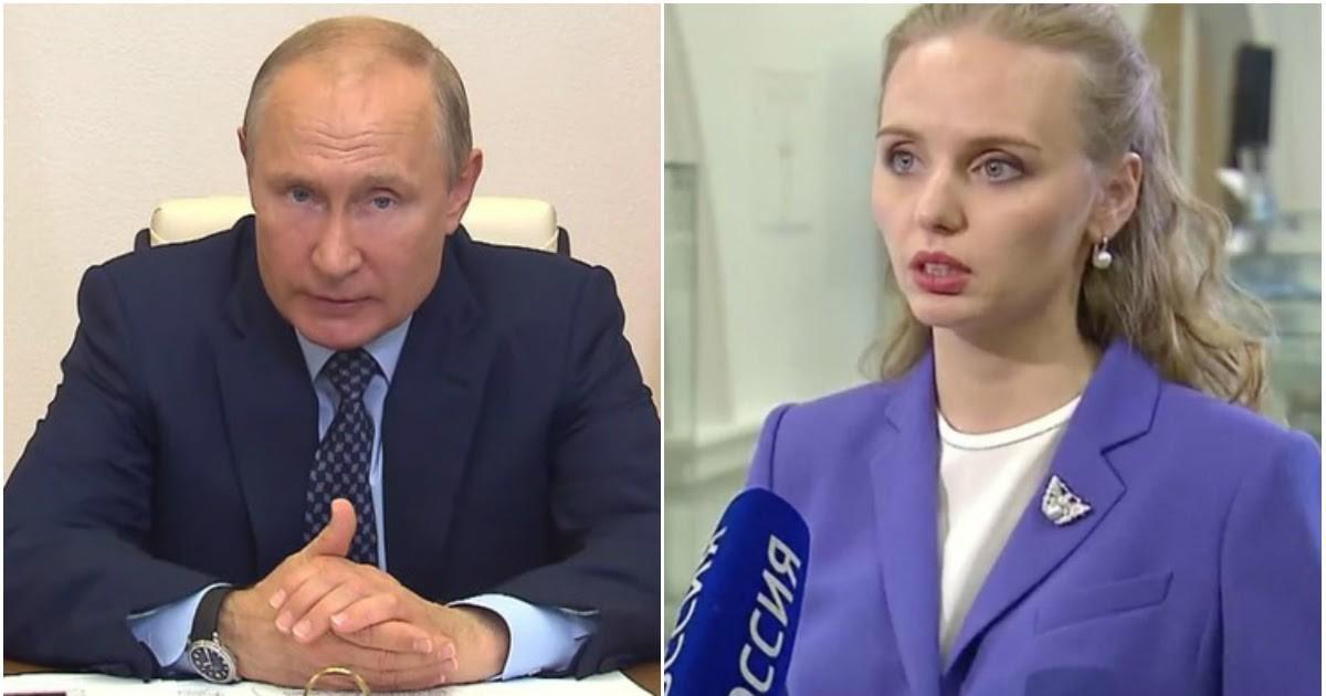 Фото Путин поручил создать базу генетических данных россиян