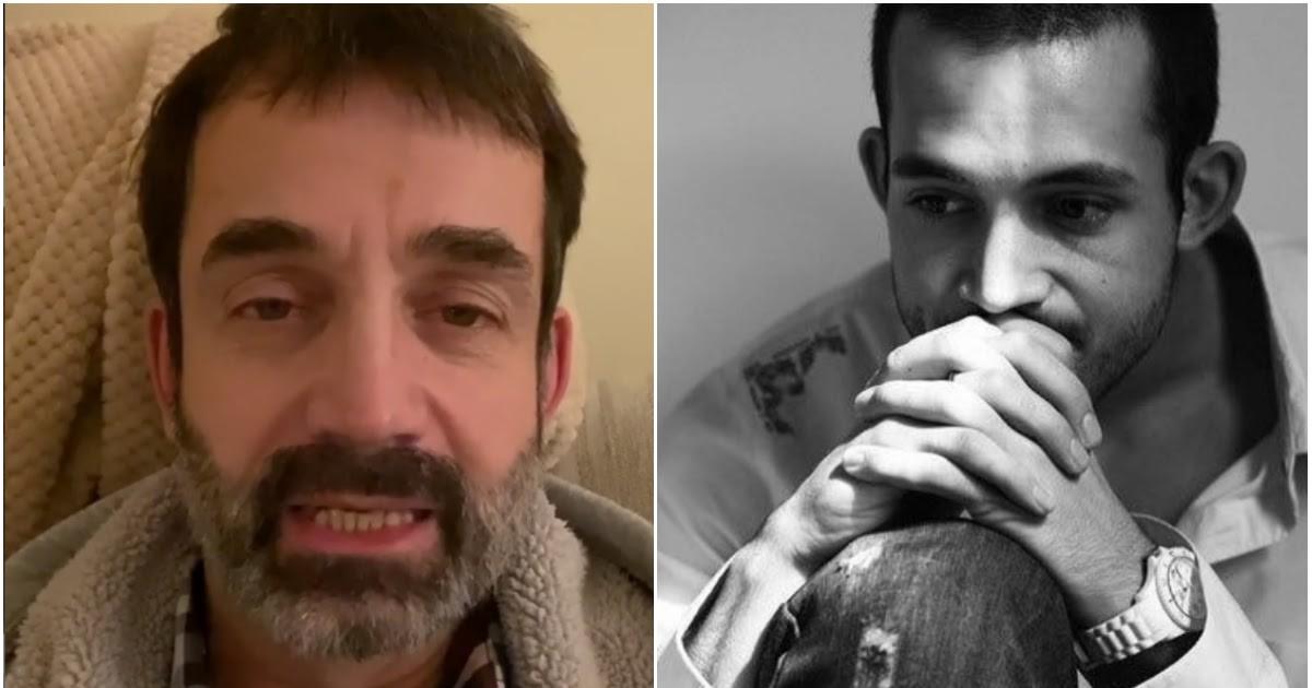 Фото Певцов показал фото трагически погибшего сына и покаялся