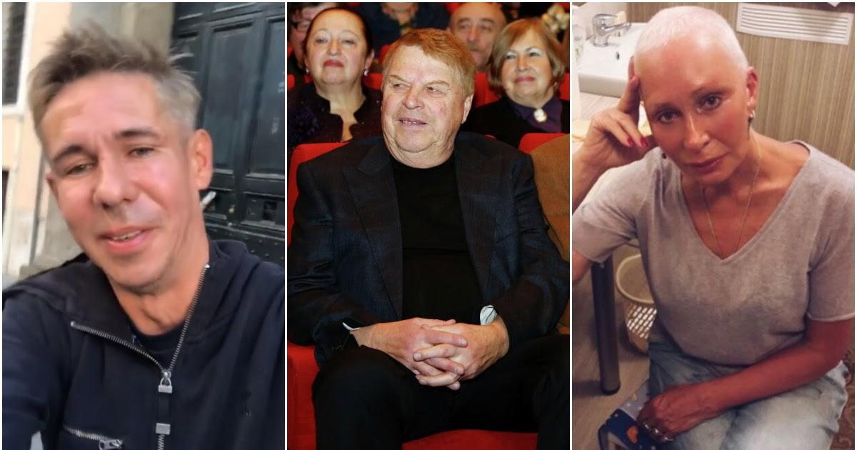 """Фото """"Он м***к"""": Васильева рассказала о Панине, испортившем прощание с Кокшеновым"""