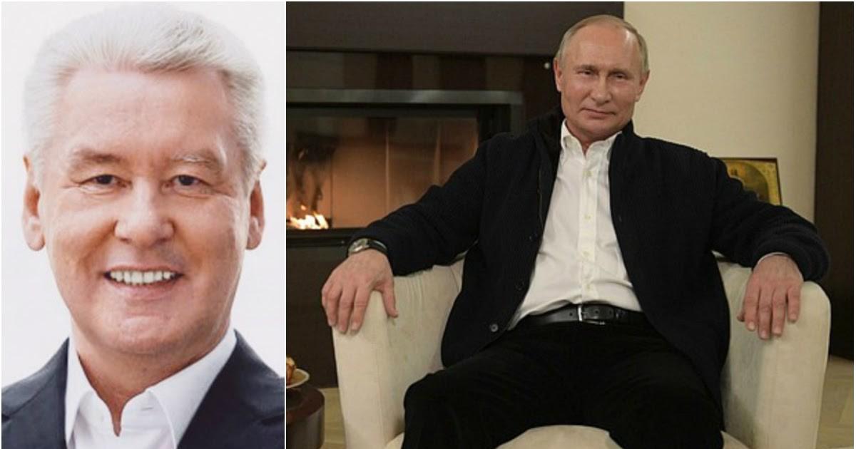 Фото Собянин: не факт, что Путин пойдет на пятый срок