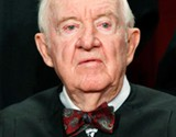 John Paul Stevens, retired Supreme Court Justice, has died