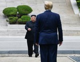 After visiting North Korea, Trump says he won't visit North Korea