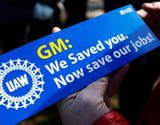 HARDBALL: GM Yanks Striking Workers' Health Care