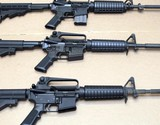 Colt suspends production of AR-15 rifles for civilians