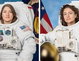 First all-female spacewalk on tap this week