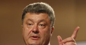 Разгон Рады: Порошенко жаждет выборов в Донбассе
