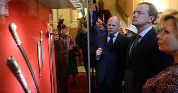 В Кремле рассказывают о доблести, подвигах и славе предков
