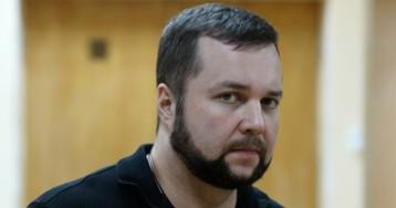 Максим Каганский вышел по УДО и подал заявление на генерала Сугробова