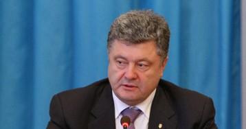 Порошенко сократил визит в Швейцарию из-за обострения ситуации на Востоке Украины