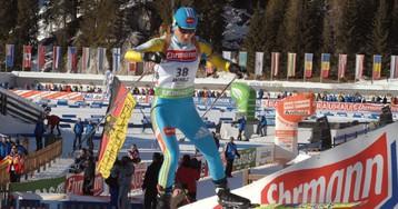 Украинская биатлонистка привезет домой «золото» с Чемпионата Европы