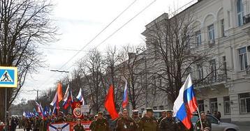 В Севастополе отмечают День защитника Отечества и годовщину «Русской весны» (фото)