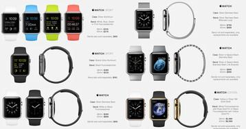 Дождались! Apple покажет свои «умные» часы 9 марта