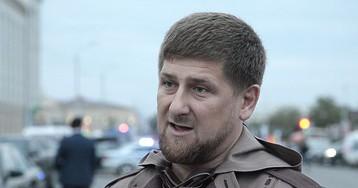 """Рамзан Кадыров назвал Заура Дадаева """"патриотом"""""""