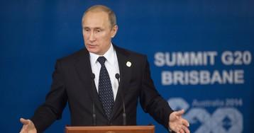 Песков о рассекреченных в Австралии данных Путина: Проблем нет