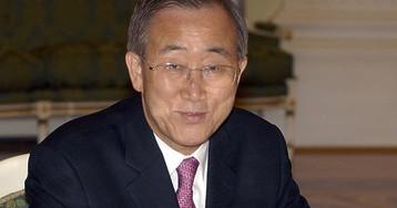 Пан Ги Мун - Путину: «Вы заслужили любовь народа»