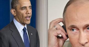 Зачастили с общением: Путин и Обама обсуждают Сирию и Иран