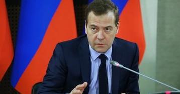 Медведев: Контроль за продажей валютной выручки не будет ослаблен