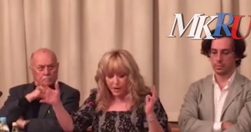 Опубликовано видео разгромного выступления Пугачевой в Госдуме