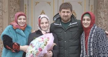 Дочь Кадырова признана самым одаренным ребенком Чечни