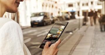 Sony Xperia M Ultra удивит габаритами и ёмким аккумулятором