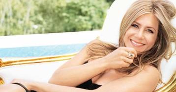 Самой красивой женщиной в мире была названа 47-летняя актриса Дженнифер Энистон