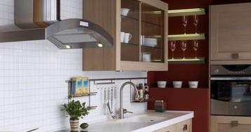 Лучшие варианты планировки кухни площадью до 6 квадратных метров