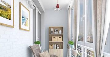 Классные находки для городского балкона – вам понравятся!