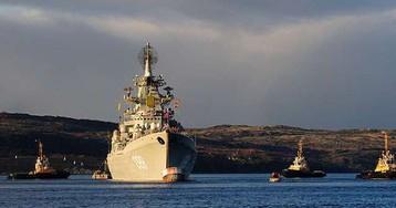 Россия наращивает присутствие в море