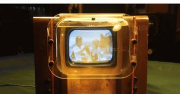 Как расшифровывалось название первого советского телевизора КВН-49