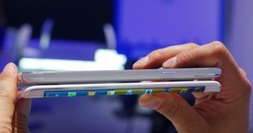 Xiaomi и Huawei представят смартфоны с изогнутыми дисплеями
