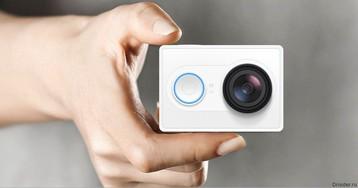 Характеристики обновленной экшн-камеры Yi от Xiaomi