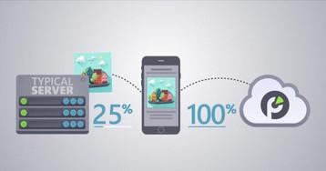 Pixpie ускоряет загрузку контента на мобильных устройствах в 4 раза