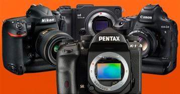 Цифровые фотокамеры 2016: новинки от Canon, Nikon, Sony и других производителей