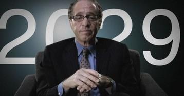 Рэй Курцвейл: к 2029 году люди обретут бессмертие