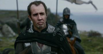 Если бы Николас Кейдж исполнил все роли в «Игре престолов»