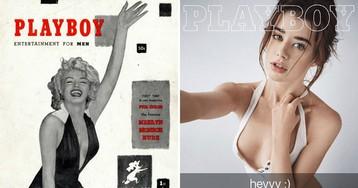Обложки культовых журналов: тогда и сейчас