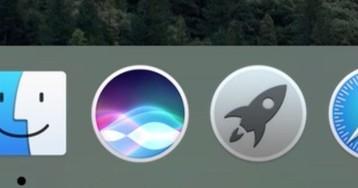 Скриншоты Siri из будущей macOS