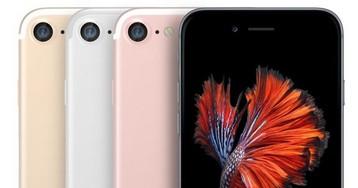 iPhone 7 от Apple позирует на качественных рендерах