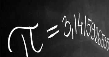 Почему у числа π бесконечное количество разных цифр после запятой?