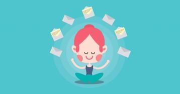 Как достигнуть почтового дзена