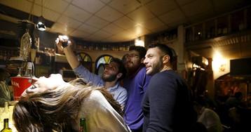 Пир во время войны: ночная жизнь Дамаска