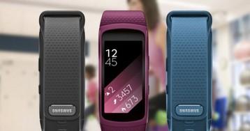 Gear Fit 2 от Samsung на «живых» фотографиях