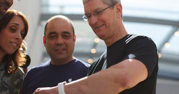 Тим Кук раскрыл важную информацию о новых Apple Watch