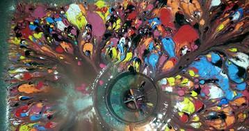 20 невероятных снимков в жанре «случайное искусство»