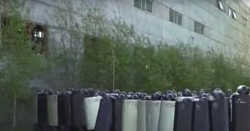 Силовики «подавили забастовку» бунтующих от голода рабочих на Урале