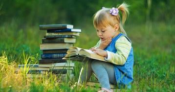 Читающие дети зарабатывают больше, когда вырастают