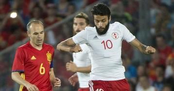 Гол в ворота Испании, о котором футболисты сборной Грузии будут рассказывать внукам и внучкам